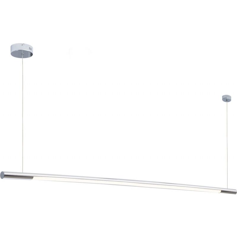 Pakabinamas šviestuvas ORGANIC HORIZON 150CM CHROM - 1 - 459,05€
