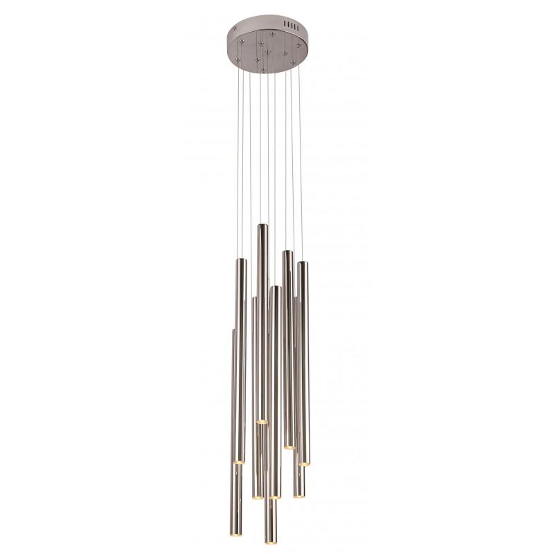 Pakabinamas šviestuvas ORGANIC 10x CHROM mažas - 1 - 660,67€