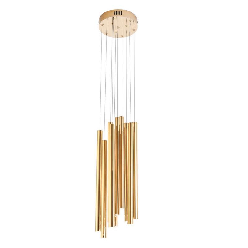 Pakabinamas šviestuvas ORGANIC 10x auksinis mažas, DIM - 1 - 660,67€