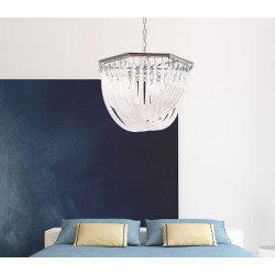 Pakabinamas šviestuvas PLAZA ∅ 52 cm - 3 - 690,68€