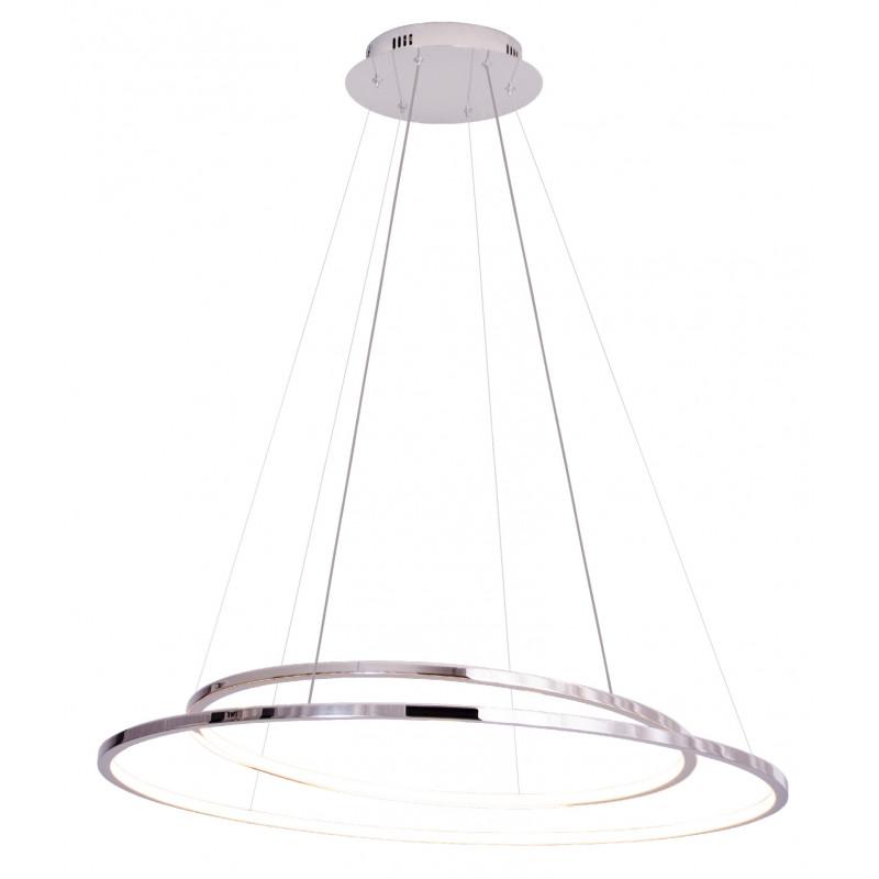 Pakabinamas šviestuvas QUEEN II CHROM, DIM - 1 - 952,29€