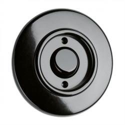 THPG bakelito mygtukas su apvaliu rėmeliu