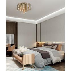 Plafonas ORGANIC 33x1 aukso, DIM - 3 - 1009,04€
