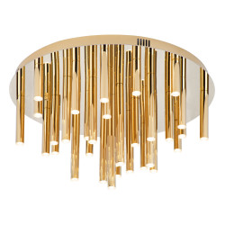 Plafonas ORGANIC 33x1 aukso, DIM - 1 - 1009,04€