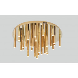 Plafonas ORGANIC 33x1 aukso, DIM - 2 - 1009,04€