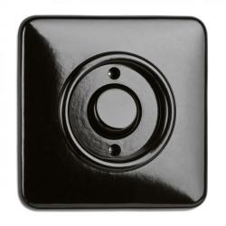 THPG bakelito mygtukas su keturkampiu rėmeliu