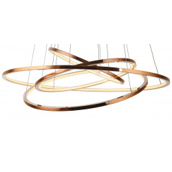 Pakabinamas šviestuvas QUEEN IV COPPER - 1 - 1348,57€