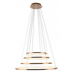 Pakabinamas šviestuvas QUEEN IV COPPER - 2 - 1348,57€