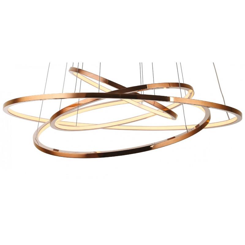 Pakabinamas šviestuvas QUEEN IV COPPER, DIM - 1 - 1391,81€