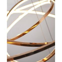 Pakabinamas šviestuvas QUEEN IV COPPER, DIM - 6 - 1391,81€