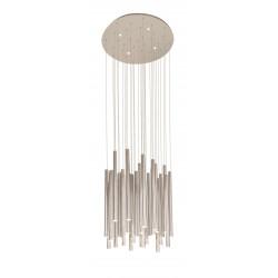 Pakabinamas šviestuvas ORGANIC 33x1 CHROM - 1 - 1416,23€