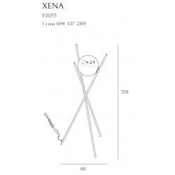 Toršeras XENA - 3 - 147,90€