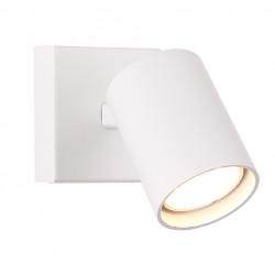 Sieninis šviestuvas TOP1 baltas - 1 - 27,90€