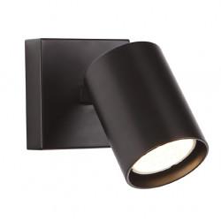 Sieninis šviestuvas TOP1 juodas - 1 - 27,90€