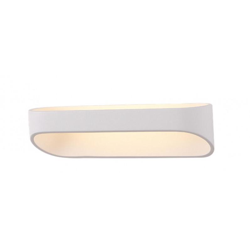 Sieninis šviestuvas ZAFIRA WHITE 6W - 1 - 79,06€