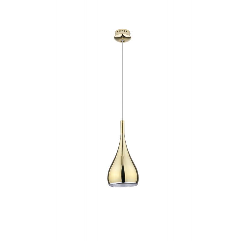 Pakabinamas šviestuvas VIGO I auksinis - 1 - 115,81€