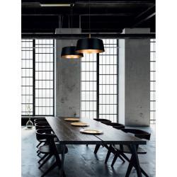 Pakabinamas šviestuvas TALLIN juodas - 2 - 139,30€