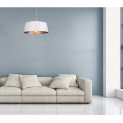 Pakabinamas šviestuvas TALLIN baltas - 2 - 139,30€