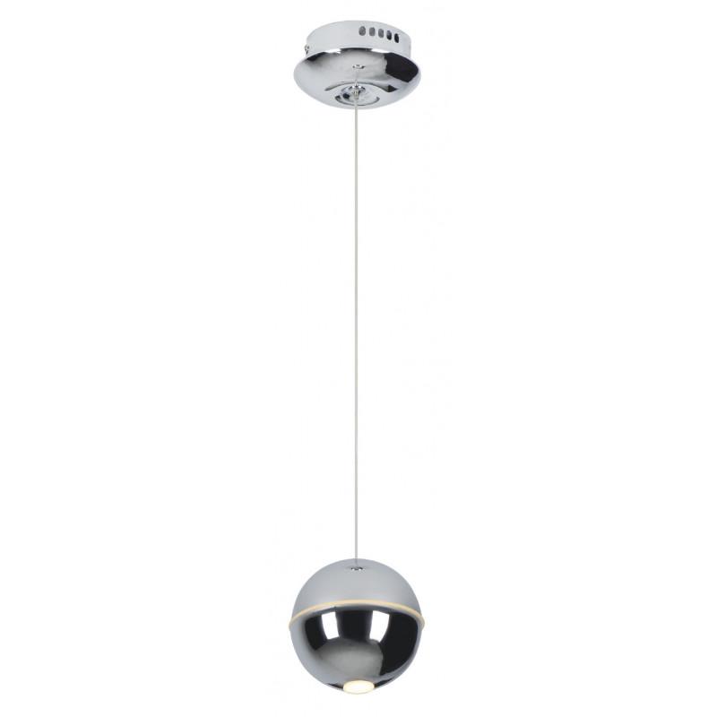 Pakabinamas šviestuvas ZEN 1 CHROM - 1 - 139,30€