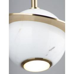 Pakabinamas šviestuvas URANOS baltas - 2 - 174,65€