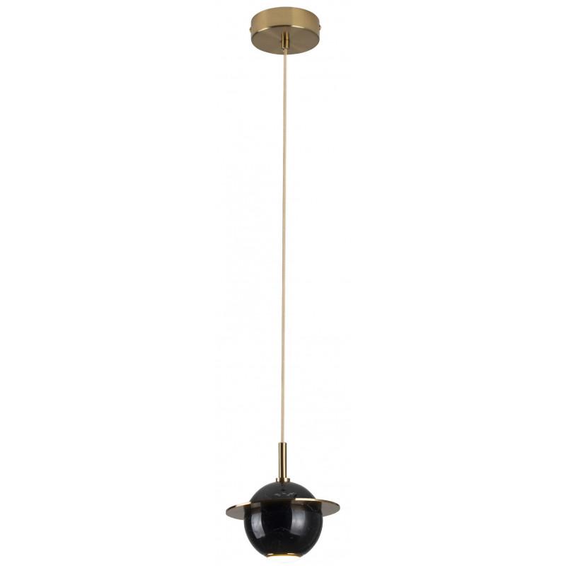Pakabinamas šviestuvas URANOS juodas - 1 - 174,65€