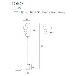 Toršeras TORO - 3 - 339,30€