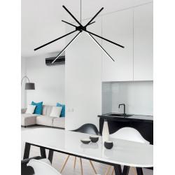 Pakabinamas šviestuvas SPIDER BLACK - 2 - 363,71€