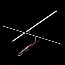 Pakabinamas šviestuvas TRIO 3 - 6 - 454,17€