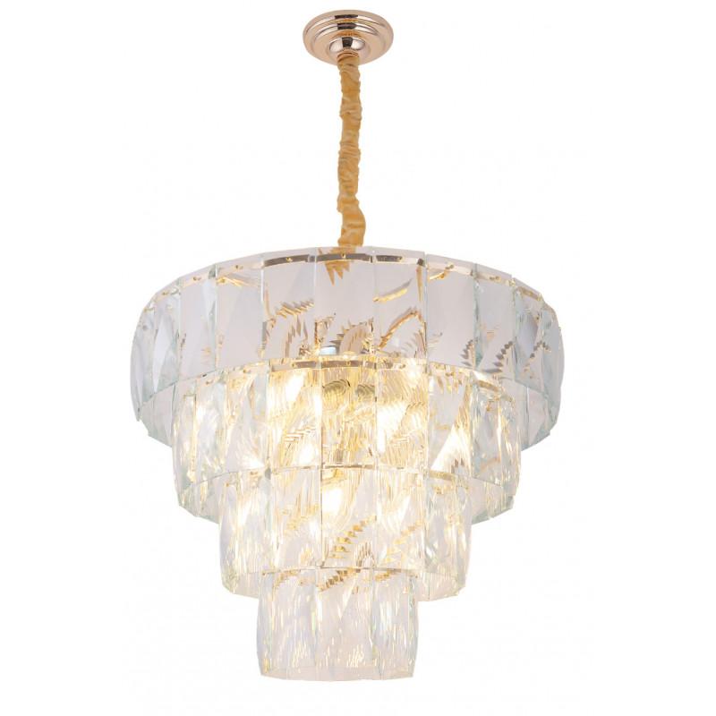 Pakabinamas šviestuvas VIVALDI aukso - 1 - 1096,48€