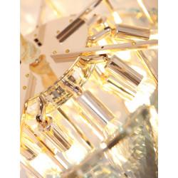 Pakabinamas šviestuvas VIVALDI aukso - 2 - 1096,48€
