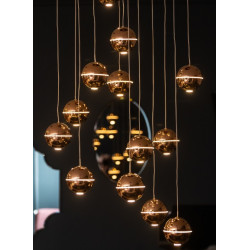 Pakabinamas šviestuvas ZEN 13 vario - 2 - 1782,50€