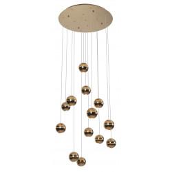 Pakabinamas šviestuvas ZEN 13 vario - 1 - 1782,50€