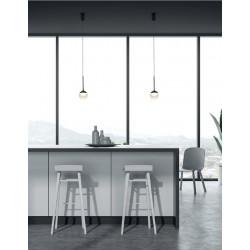 Pakabinamas šviestuvas ZOOM juodas, 6W LED - 4 - 185,81€