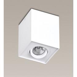 Lubinis šviestuvas BASIC SQUARE baltas - 3 - 28,14€