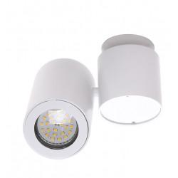 Lubinis šviestuvas BARRO I baltas - 1 - 41,62€