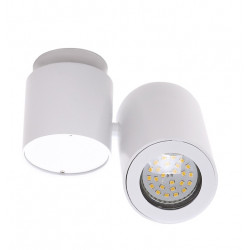 Lubinis šviestuvas BARRO I baltas - 2 - 41,62€