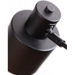 Sieninis šviestuvas BLACK - 2 - 45,35€