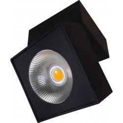 Lubinis šviestuvas ARTU BLACK - 1 - 69,54€