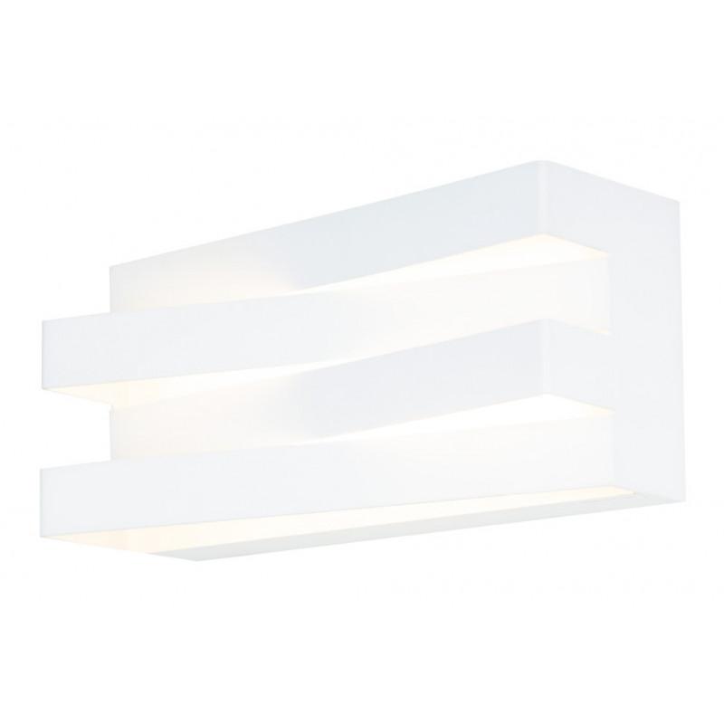 Sieninis šviestuvas ARAXA baltas - 1 - 113,72€