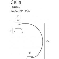 Toršeras CELIA - 3 - 365,11€
