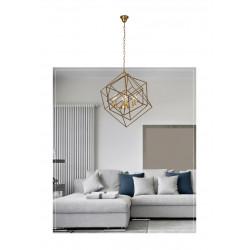 Pakabinamas šviestuvas ANDORA žalvario - 3 - 476,03€