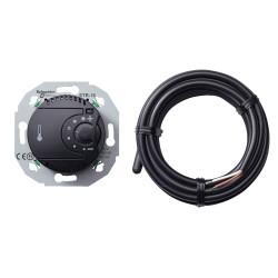 Renova juodas grindų šildymo termostatas - 3 - 83,45€
