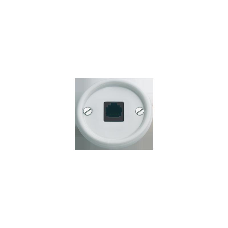 LLinas BCN Ideal keraminis virštinkinis elektros lizdas