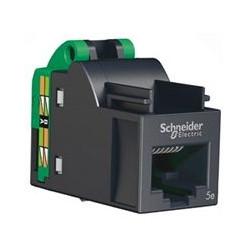 Schneider electric kompiuterinio lizdo RJ45 Cat5E modulis VDIB17715U01