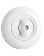 THPG porceliano elektros jungikliai ir lizdai